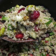 Fancy Smancy Couscous