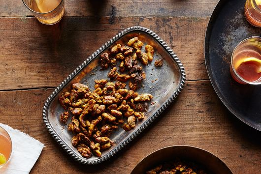 Laurie Colwin's Rosemary Walnuts