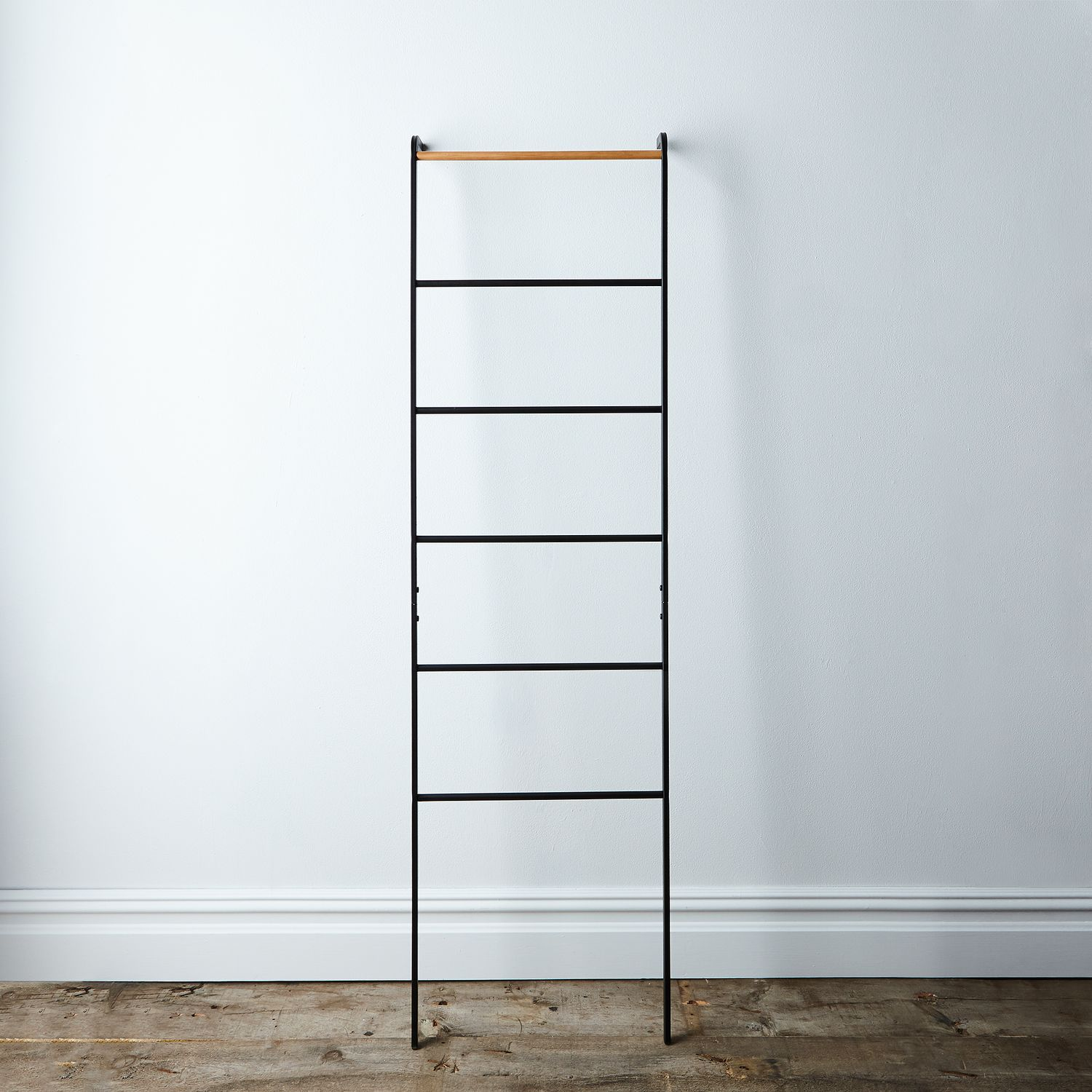 Steel Amp Wood Leaning Ladder On Food52