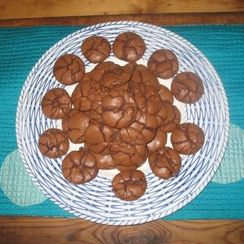 Chocolate Cookie Drops