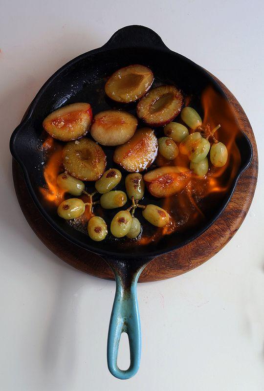 Comment flamber sur les aliments52