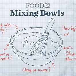Our Food52 Brand Mixing Bowls Are Stirring It Up—Here's How