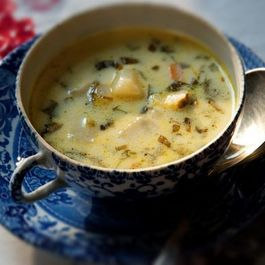 Soups to Sip & Savor by cookinginvictoria