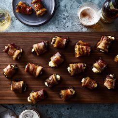 A Party-Perfect, Bacon-Wrapped Bite With a Devilish Kick