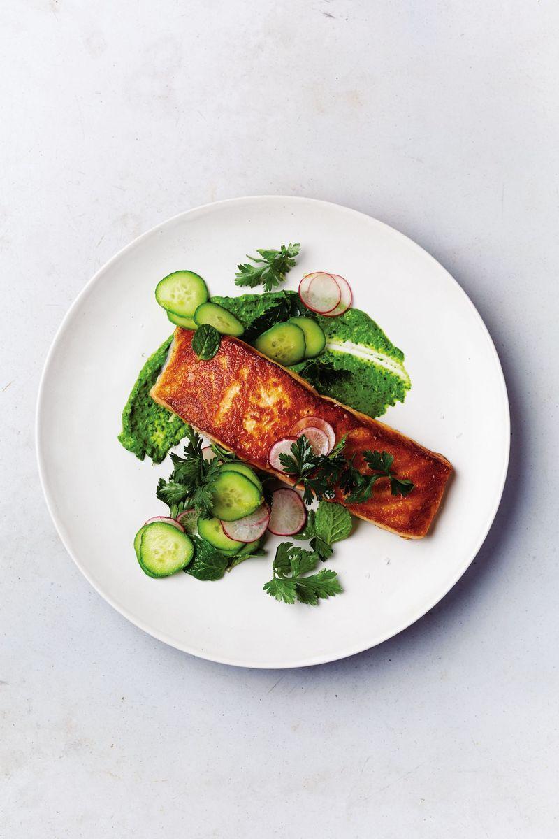 recipe: greenest tahini sauce [6]
