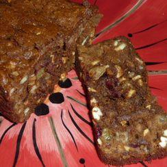 Holiday Fruit & Nut Cake