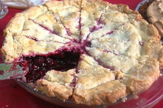 Raspberry-Blackberry Pie-A-Dise