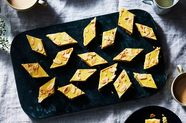 A Cardamom-laced Fudge to Celebrate Diwali