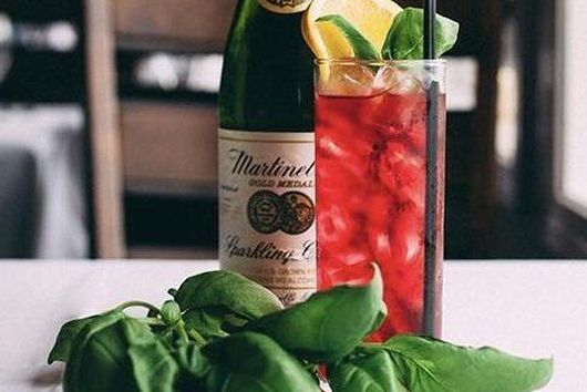 The Orchard Mocktail