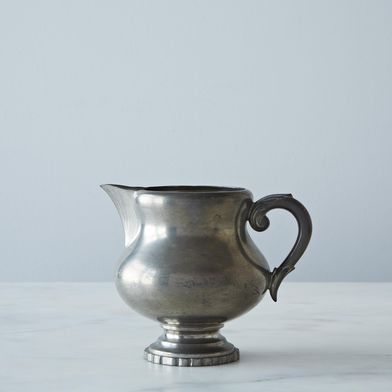 Vintage Pewter Creamer 006 (Royal Holland)