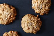 Coconut Chow Mein Butterscotch Cookies
