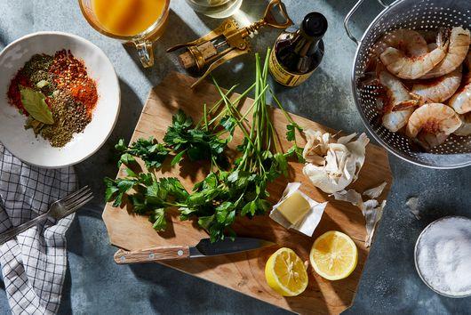 A Genius Workaround for a Counter-Sparse Kitchen