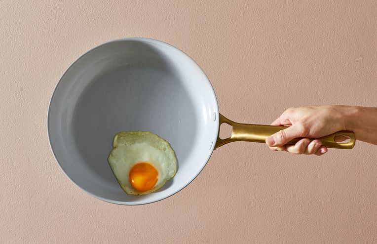 The 3 Stickiest Foods We Only Ever Cook in a Nonstick Skillet