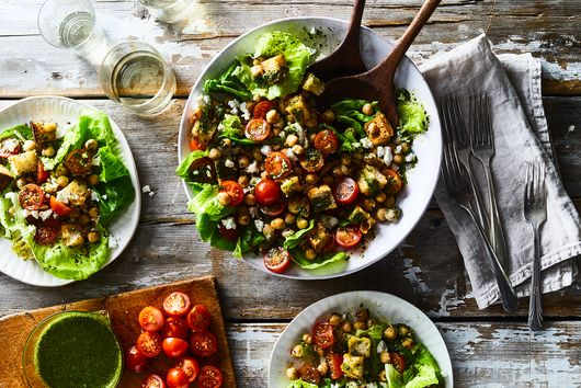 A Never-Wilty Salad Perfect for Travel-Ready Lunches