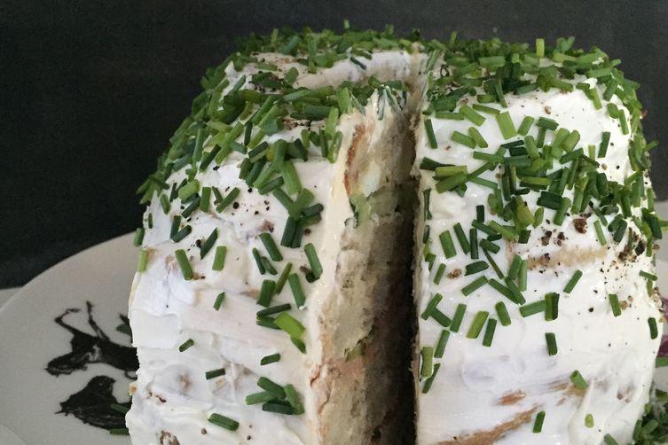Summer Sandwich Cake