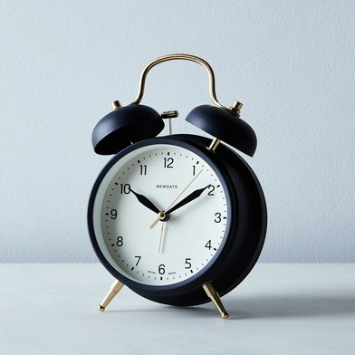 Brass Knocker Alarm Clock