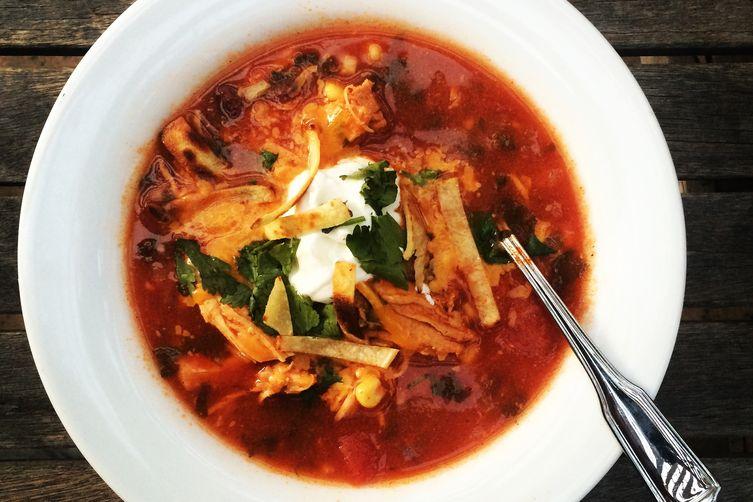 { white-girl mexican soup }