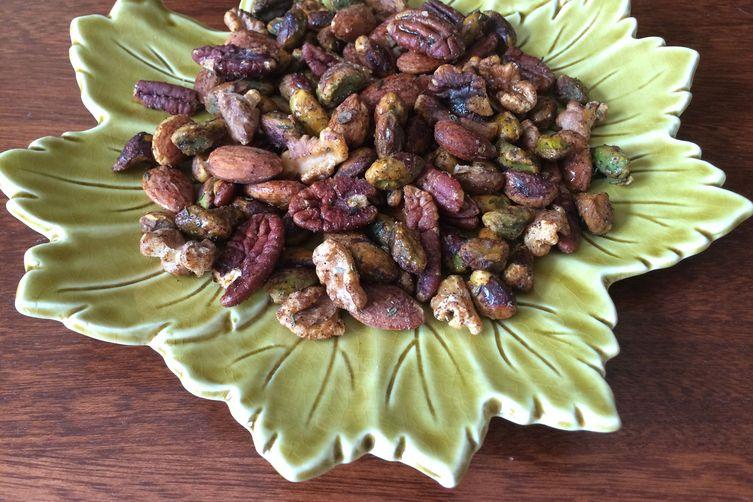 Savory Nuts
