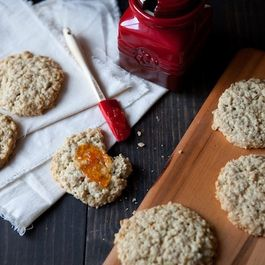 oat cakes by Molli Brown