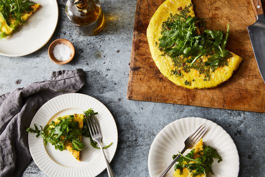 Of Course the Endlessly Adaptable Frittata Needs No Recipe