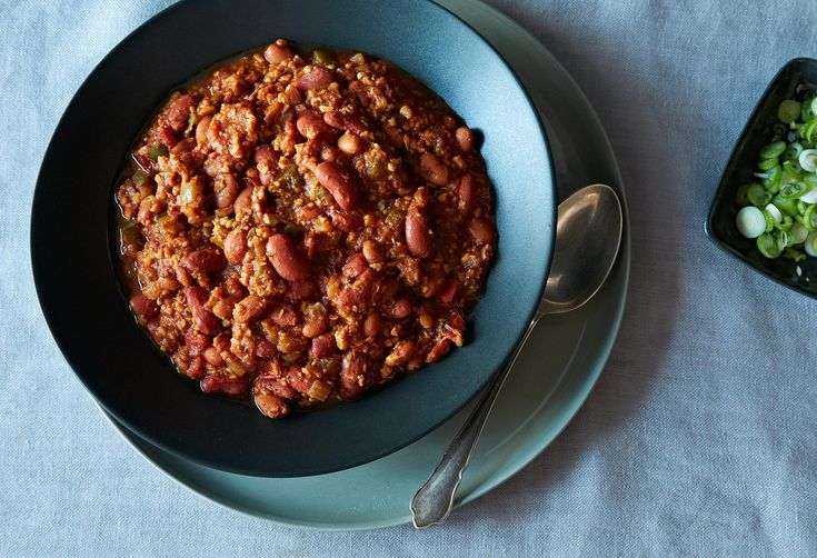 A New Kind of Vegan Chili