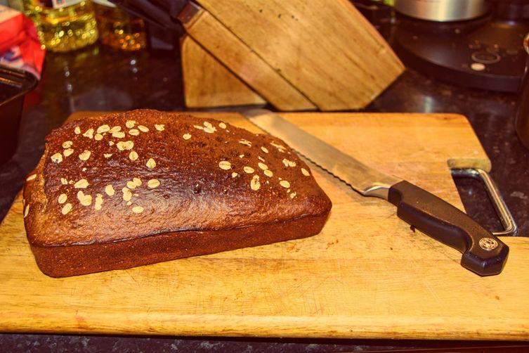 Ailbhe's Brown Bread