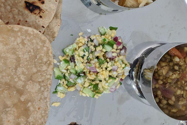 Kosambri - Lentil Salad