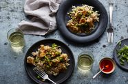 Tuck Into a Comforting Bowl of Spicy, Silken Tofu