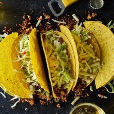 Crunchy-Shell Cauliflower Tacos