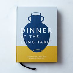 Dinner at the Long Table, Signed Copy