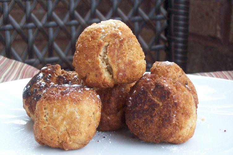 Whole Wheat Jelly Doughnuts (Sufganiyot)