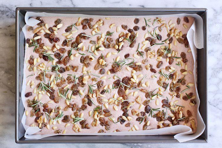 Tuscan Chestnut Cake (Castagnaccio)