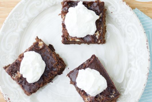 The Best Chocolate Brownies from Scratch