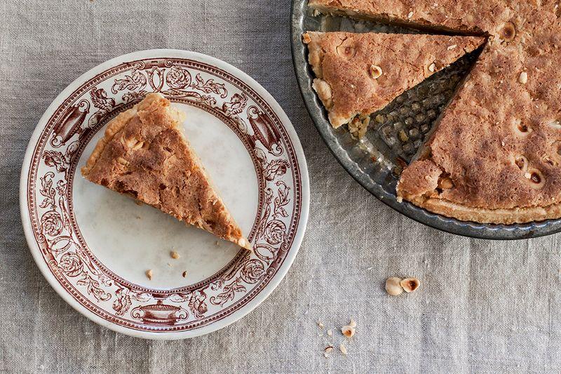 Torta di Mandorle (Italian Almond Tart)
