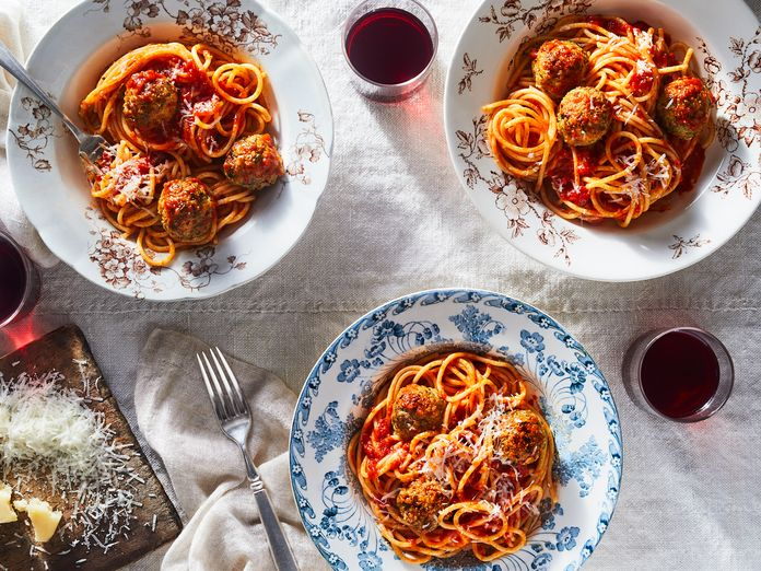 For Even Better Meatballs, Lose the Breadcrumbs