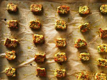 Cheesy, Crispy Broccoli Tots Grown-ups & Kids Will Devour