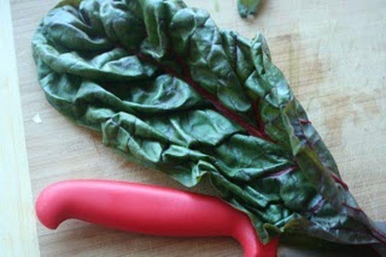 Simple Sauteed Swiss Chard Recipe on Food52