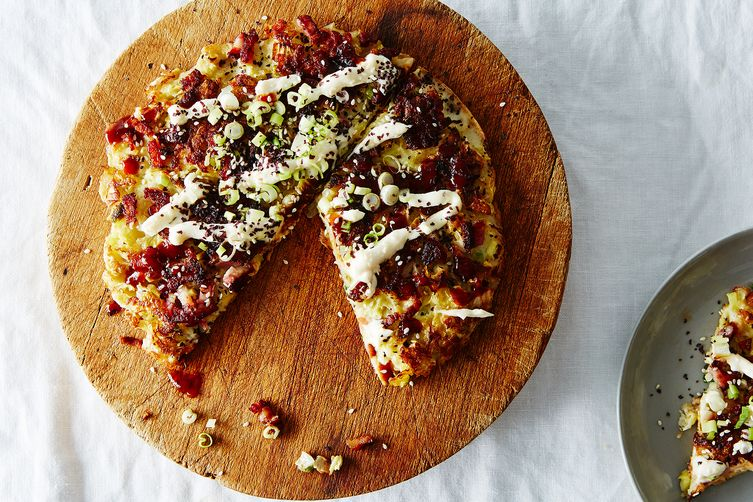 Okonomiyaki savory japanese cabbage pancake recipe on food52 okonomiyaki savory japanese cabbage pancake forumfinder Image collections