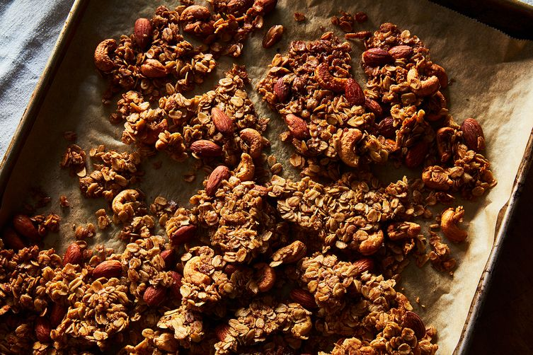Alanna Taylor-Tobin's Stolen Granola with Extra Clumps