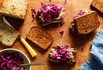 Yes, You Can Use Banana Bread For Sandwiches