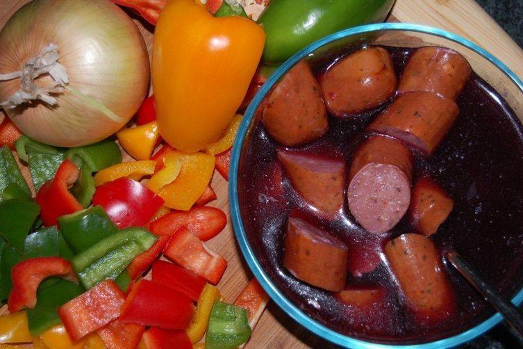 Marinated Sweet Italian Sausage