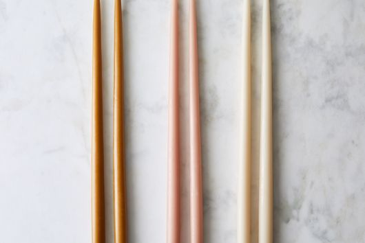 Lovely Taper Candles