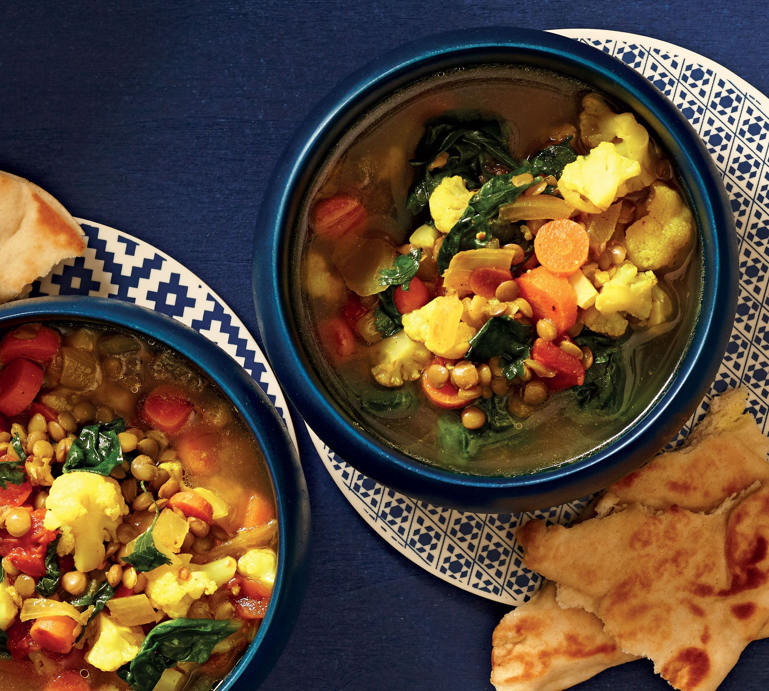 7 Vegetarian Slow-Cooker Recipes So *Everyone* Can Netflix & Chill