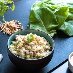 Thai-Inspired Shrimp Salad