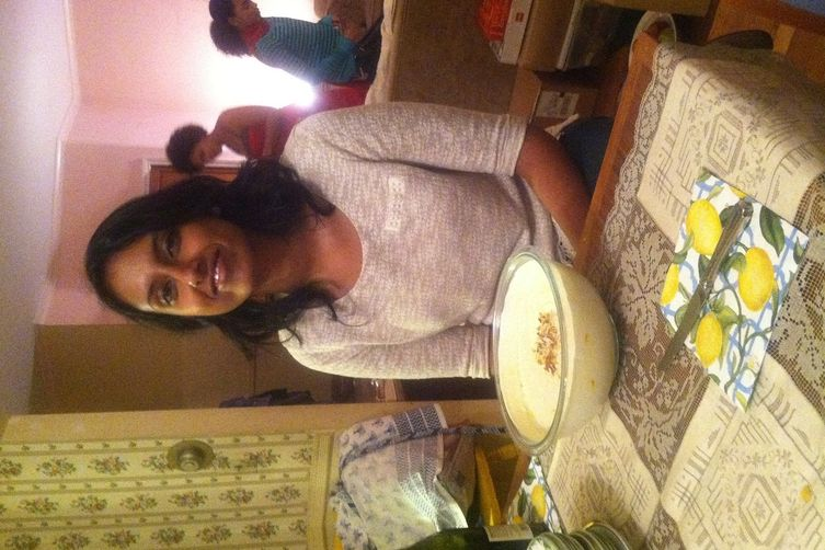 Krithika's Shrikhand for when you have too much yogurt in the frig