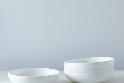 Purio White Soup Bowls (Set of 4)