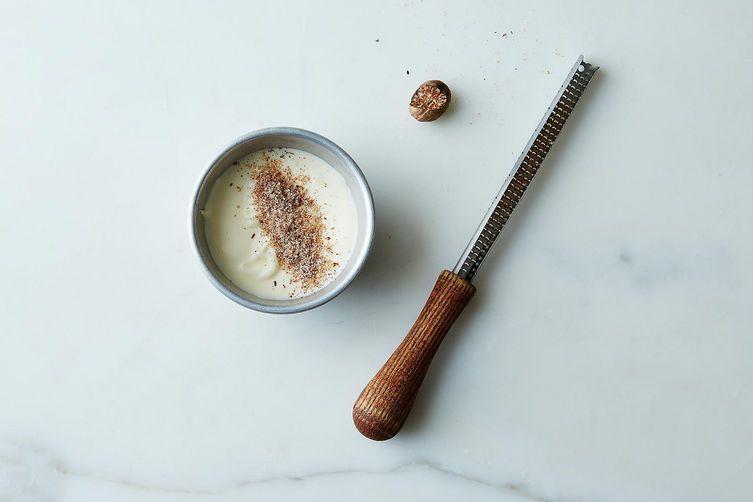 Get creative with crème fraîche...