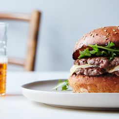 The Food Lab's Ultra-Smashed Cheeseburgers