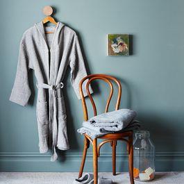 Lana Extra Soft Cotton Robe