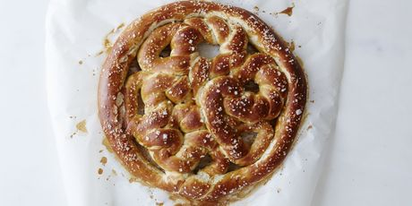 Loving bread, the biggest pretzel we've ever seen, and more